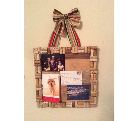 wood picture frame rustic picture frame picture by RusticWoodArtCo