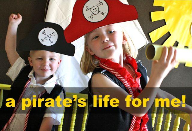 TUTORIAL: Pirate Life costume | MADE