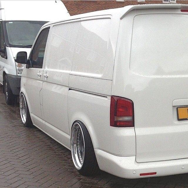 VW T5 - Stance - http://instagram.com/lowconformists