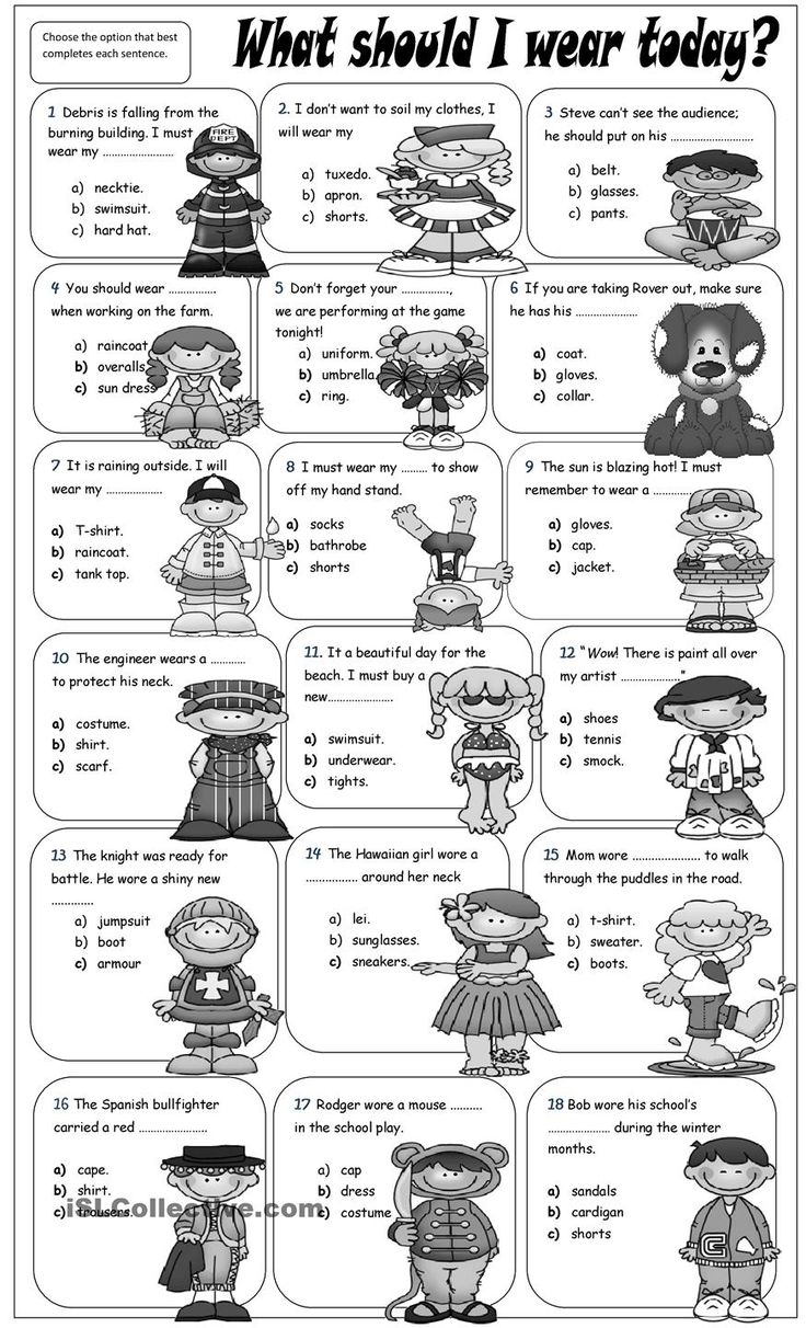 images about clothing vocabularies personal this is an editable worksheet that improves students analytical skills and english simultaneously students each sentence and choose the best option to