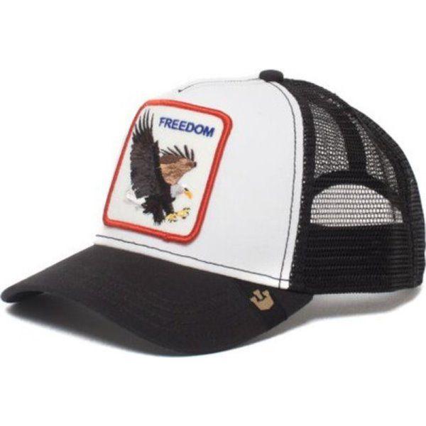 reunirse nueva estilos el más baratas Gorra GOORIN BROS Freedom Blanca | Hats en 2019 | Gorras ...