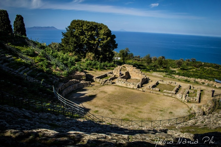 Teatro Greco di Tindari - Assia Nania Photo