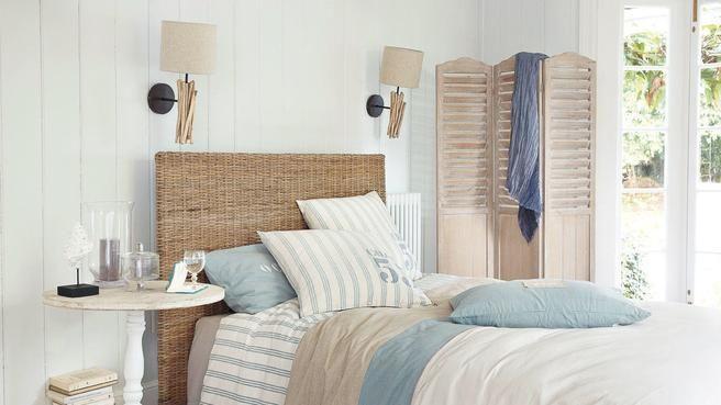 Le paravent, accessoire déco de la chambre // http://www.deco.fr/diaporama/photo-le-paravent-accessoire-deco-de-la-chambre-74875/