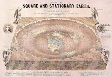 """A Flat Earth, Nuttiness, and the Lunar Eclipse"" - Is. 40:22: ""It is he that sitteth upon the circle of the earth..."""