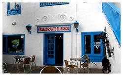 Restaurante El Risco - Lanzarote, Famara