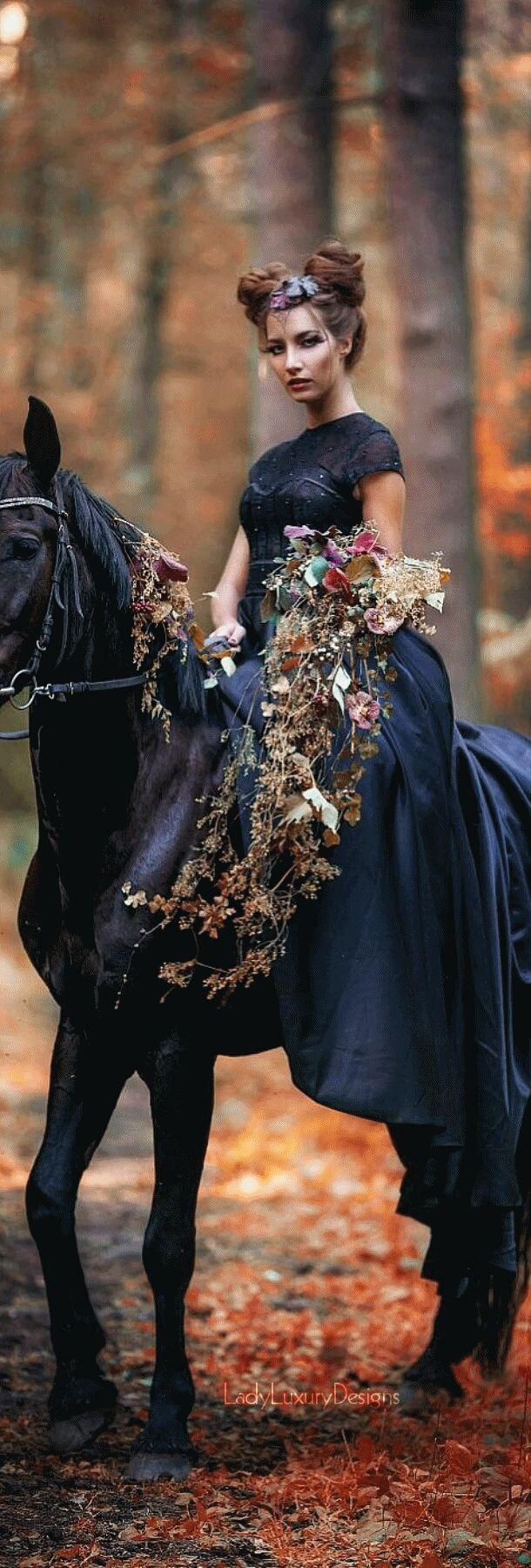 Enchanted Forest - LadyLuxury7
