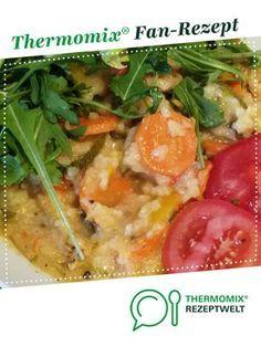 Gemüserisotto lecker und gesund von sonjathermo. Ein Thermomix ® Rezept aus dem …   – Thermomix