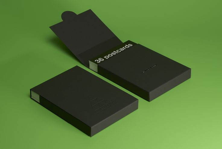 The Grussformat «Blackbox» is a collection of 36 postcards by various artists from our edition, packaged in an elegant case. http://www.grussformat.ch/edition/postcard_edition_blackBox.html