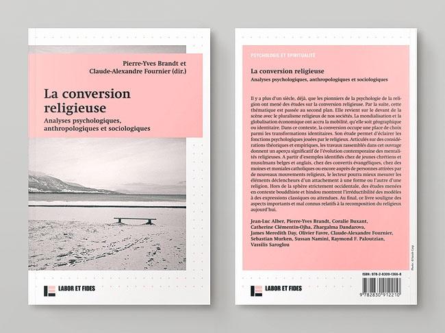 Cover & Back Cover Design | overlap | Editions Labor et Fides