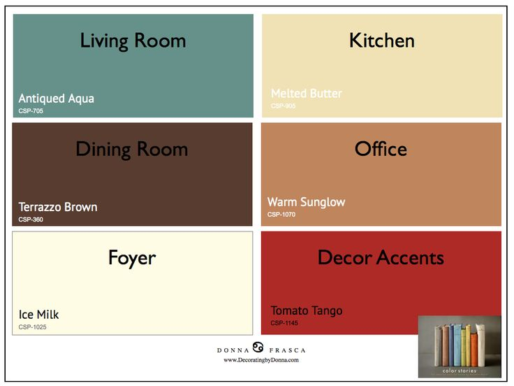 2017 Color Trends Color Stories.001. Interior ColorsHome ...