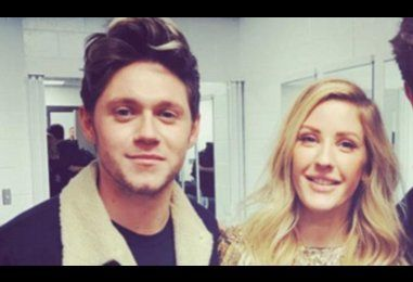 Ellie Goulding cosies up to ex Niall Horan in sweet Instagram snap