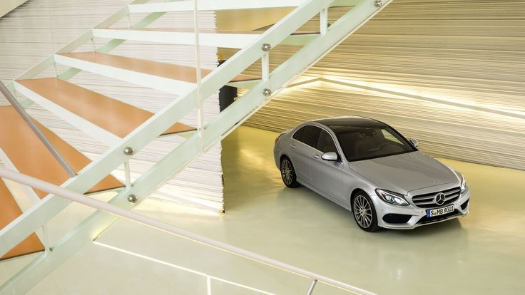 image mercedes benz c class 2015 in high quality
