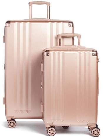 2907574f7 CALPAK Ambeur 2-Piece Spinner Luggage Set #ad #rosegold #luggage ...