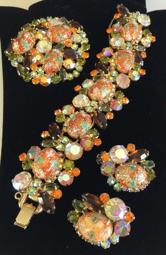 89 best Vintage Designer Costume Jewelry images on Pinterest