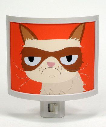 grumpy cat night light xD