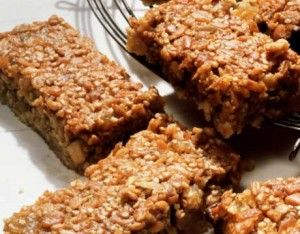 healthy homemade meal replacement bars