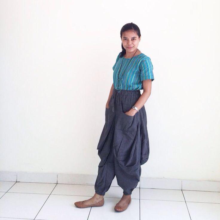 Baju Lurik Tosca