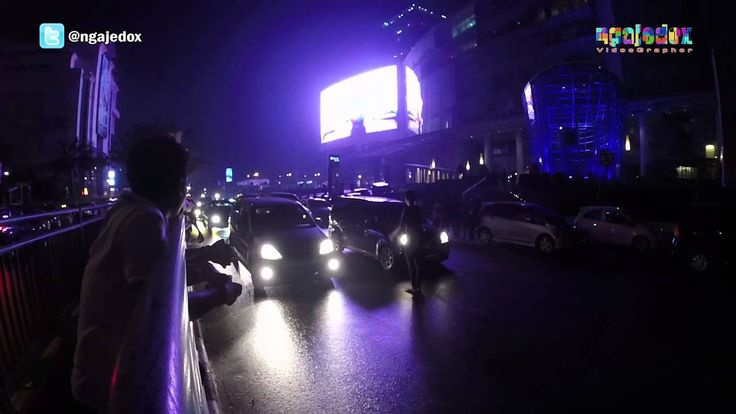 DRAG RACE asia afrika Senayan 2015 a film by NgajedoxVideoGrapher