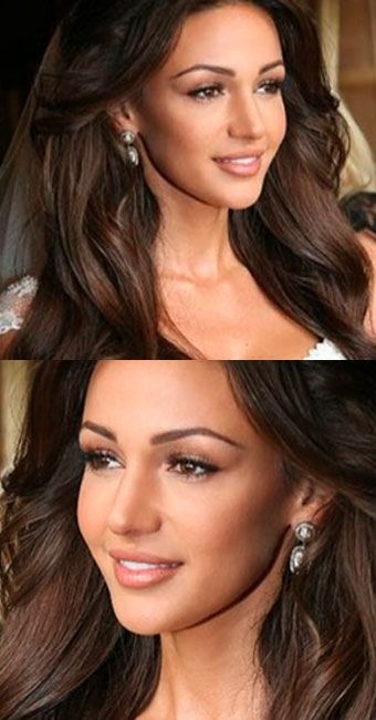 Michelle Keegan's Wedding Make-Up Has Been Revealed