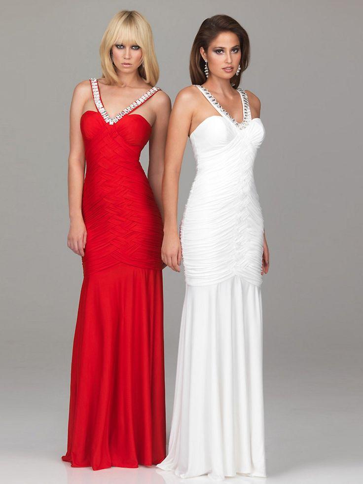 Red Bridesmaid Dresses Under 40