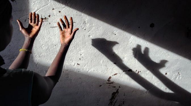 Ilustrasi Kekerasan Anak - Ilustrasi Kekerasan Anak (Istimewa)