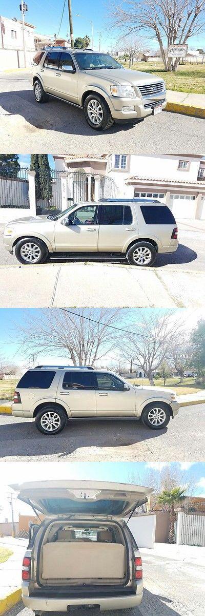 SUVs: 2010 Ford Explorer Ltd 2010 Fully Armored Level B6 Ford Explorer V8 Ltd 4X2 -> BUY IT NOW ONLY: $16000 on eBay!
