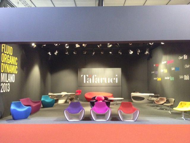 Tafaruci Design in Salone del Mobile Milano 2013