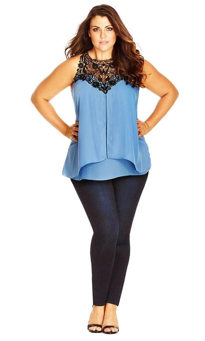 City Chic Coated Wash Skinny Jean - Women's Plus Size Fashion City Chic - City Chic Your Leading Plus Size Fashion Destination #citychic #citychiconline #newarrivals #plussize #plusfashion
