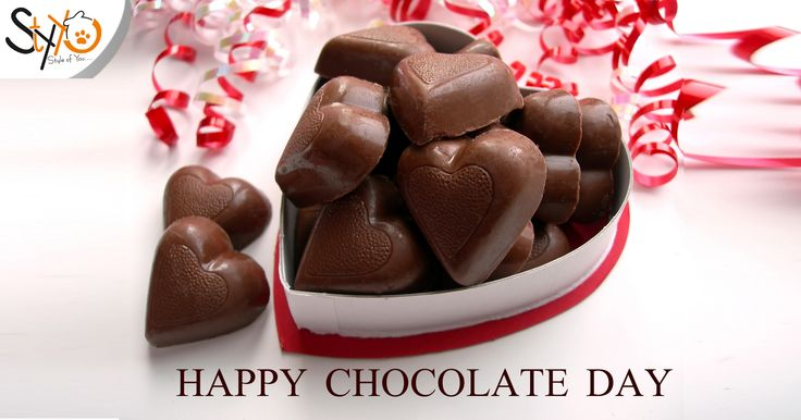 According to the #valentine week myth, February 9 is called the #ChocolateDay. If you believe in the week-long Valentine's celebration, Feb 9 is the day to gift a box full of #chocolates to your #sweetheart #HappyChocolateDay to All ! http://www.styyo.com
