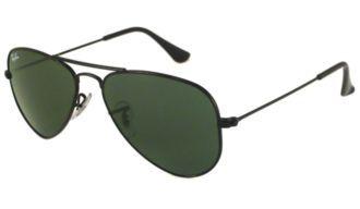 Discount Ray-Ban Sunglasses - RB3044 Aviator Small Metal