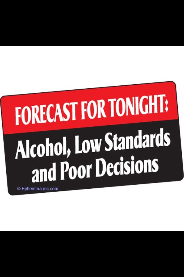 Forecast for tonight...