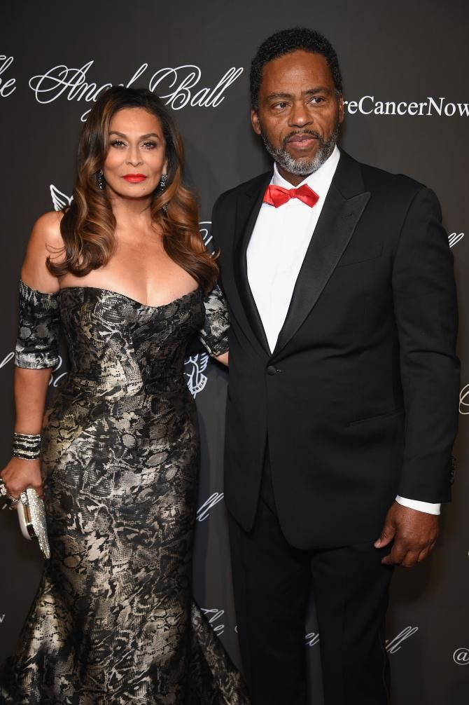 Tina Knowles Marries Actor Richard Lawson