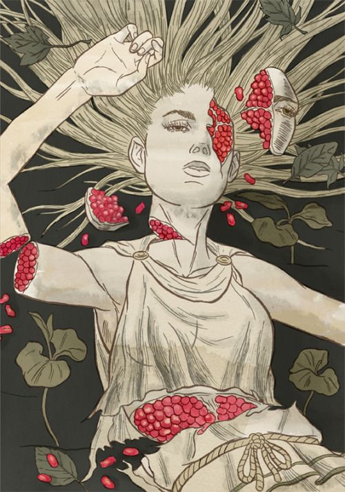 Persephone by Malcolm Loo