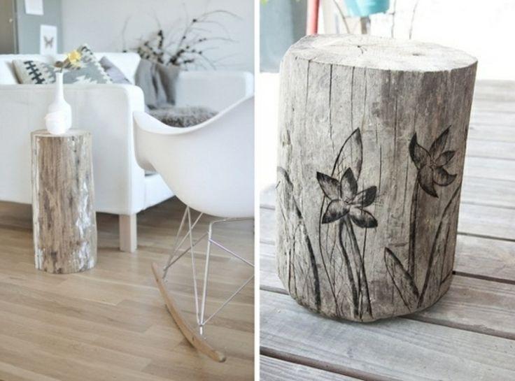 wohnzimmer deko zum selber machen deko ideen selber machen, Garten und bauen