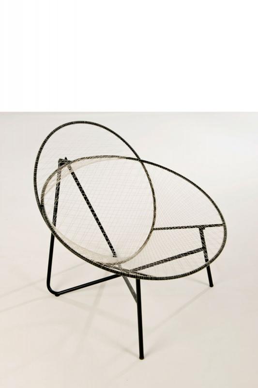 Cords:  Luciano Grassi + Sergio Conti + Marisa Forlani Fisher