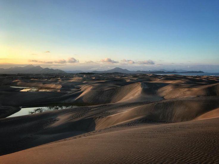 La duna no sabía de su existencia hasta que el sol la iluminó @rutastodoterreno #chachalacas #veracruz #rutastodoterreno #rtt #visitmexico #destinationphotographer #aquínostocóvenir