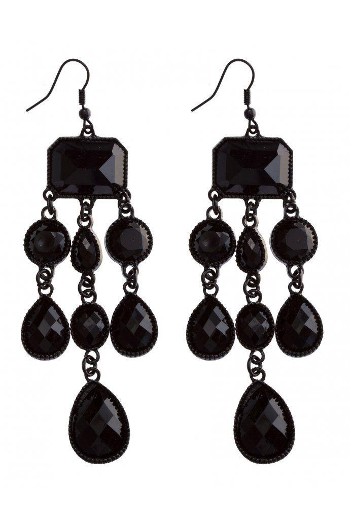 Shapes Drop Earrings $8.95