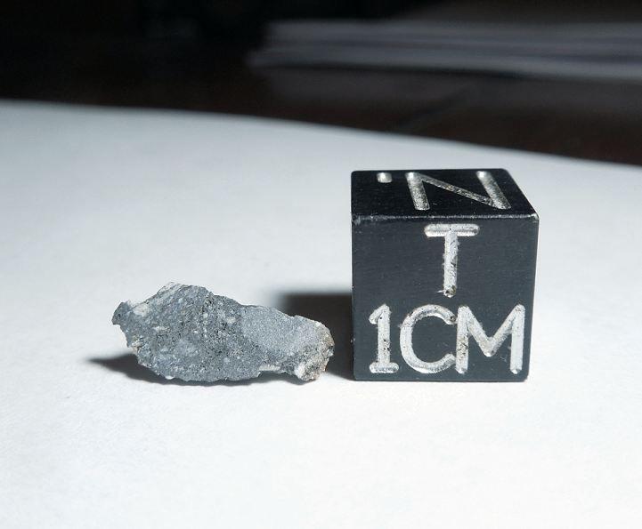 Moon Rock slice, NWA 10203 Lunar achondrite, shocked gabbroic breccia - www.galactic-stone.com - #moon #meteorite #moonrock #moonrocks #space #asteroid #geology #spacerocks #geologyrocks