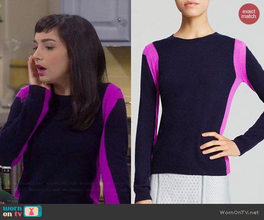 Fdd mai pink sweater