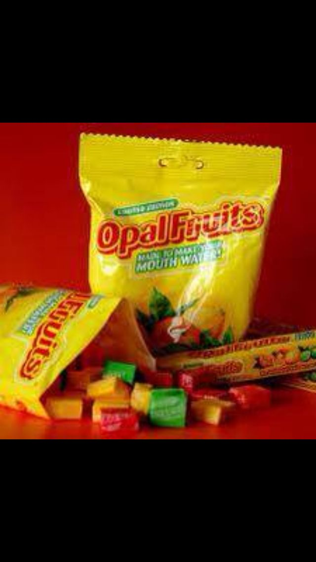 Childhood sweets.