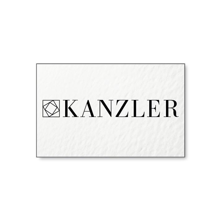 Logotyp firmy meblarskiej kanzler.pl