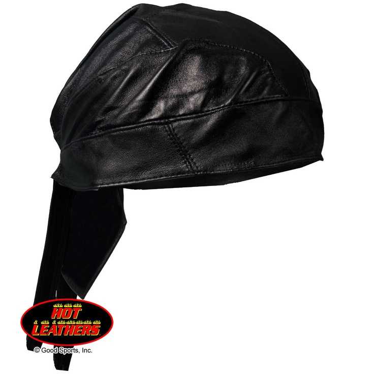 #HotLeathers Hot Leathers Medium Weight Leather Headwrap