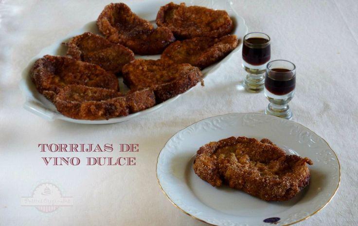Torrijas de Vino Dulce 07