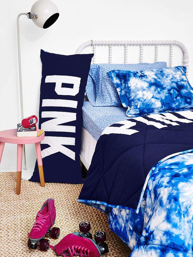 Reversible Duvet Cover - PINK - Victoria's Secret