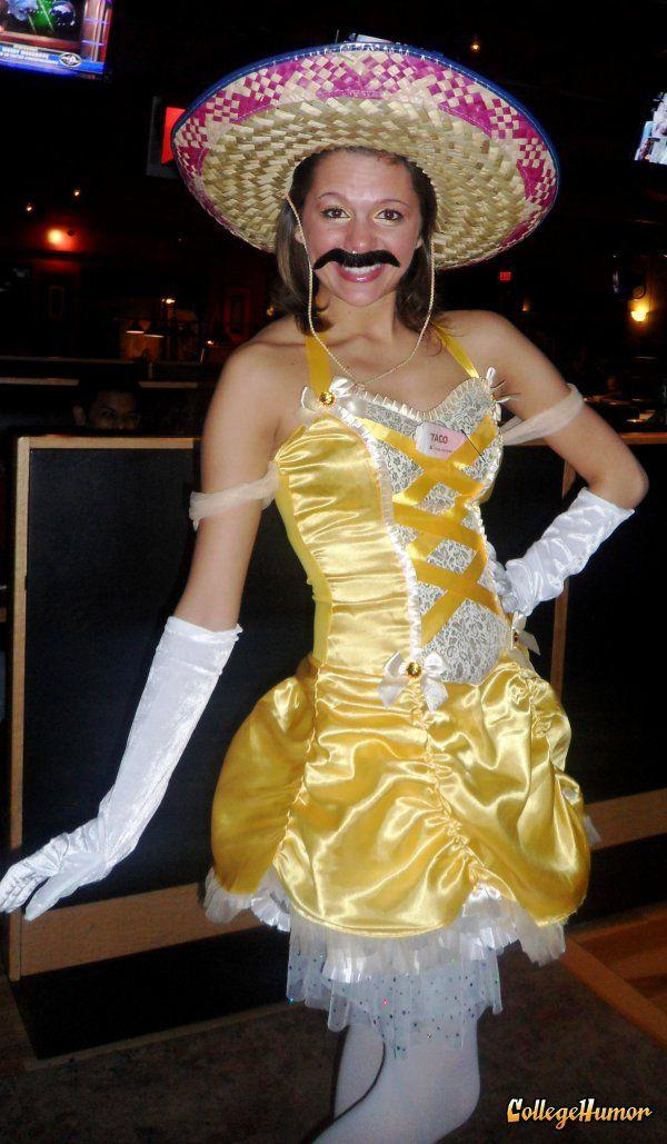 taco belle   halloween costume ideas   Pinterest   Tacos ...