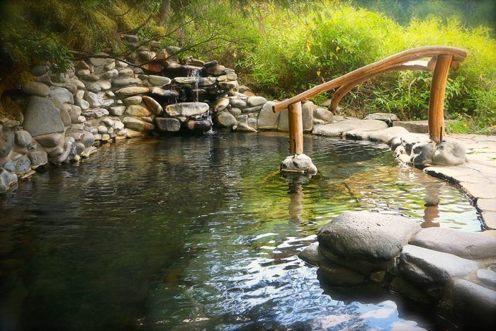 This magical hot spring resort in Oregon is a perfect place to relax in the beauty of nature.