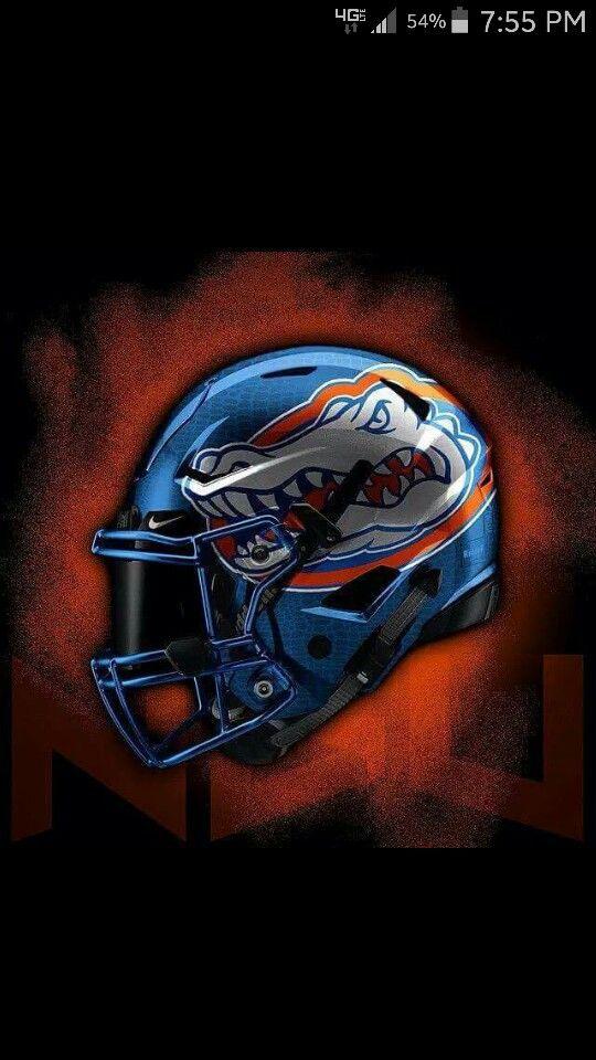 Florida Gator Helmet! I want these!!