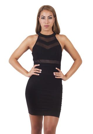 10  images about Little Black Dress on Pinterest  Metallic dress ...