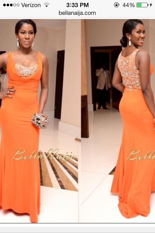 Bella naija stephanie linus nollywoodafrican fashion bella naija
