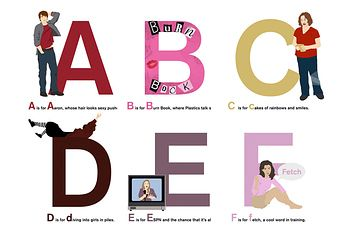 """From Aaron Samuels To Zombie Ex-Wife: The Ultimate """"Mean Girls"""" Alphabet"""